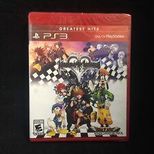 Kingdom Hearts HD 1.5 ReMIX (Sony PlayStation 3, 2013) Greatest Hits Version