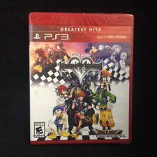 Kingdom Hearts HD 1.5 Remix Greatest Hits (Sony Playstation 3, 2013)