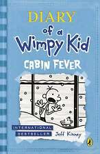 Cabin Fever (Diary of a Wimpy Kid book 6),New Condition