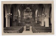 DEVON, REVELSTOKE, THE CHURCH, INTERIOR, RP