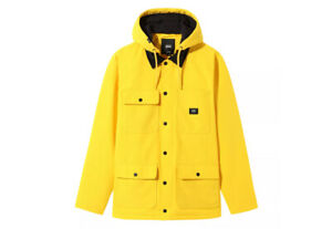 VANS DRILL CHORE COAT JACKET Giacca Uomo LEMON CHROME VN0A45AP85W