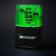 Razer Hammerhead Pro In-Ear PC Music Gaming Headsets With Mic In Retail Package