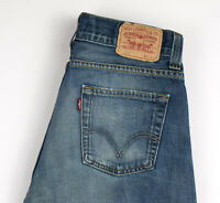 Levi's Strauss & Co Hommes 512 Bootcut Jeans Jambe Droite Taille W34 L30 AOZ1014