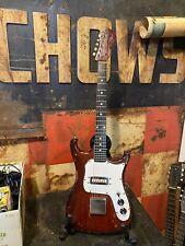 Vintage Mid 1960s Lee Stiles Electric Guitar