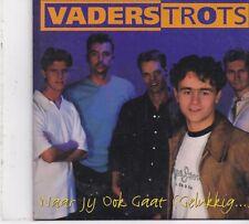 Vaders Trots-Waar Jij Ook Gaat cd single