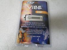 PNY Vibe 2GB Digital Audio Player MP3 WMA DRM & ADPCM Voice Recorder FM Sealed