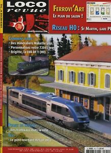 Loco Review 741 Of 2009, Customise Your Cc 72045 Jouef Ho