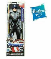 Marvel Avengers Endgame Titan Hero Series Captain America Action Figure Toy Gift