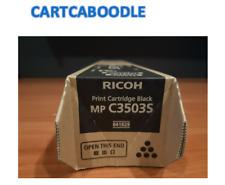 Genuine Ricoh MP C3503S Black Toner - EDP Code 841829