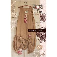 """TINA GIVENS """"JASMINE"""" Sewing Pattern"""