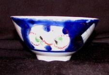 Antique Russian Porcelain Bowl Circa 1930 Hand Painted