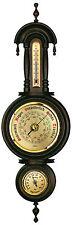 Fischer tradizionale stazione meteo interno, quercia soddisfacente, 7295-34