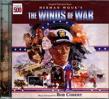 "Bob Corbert ""THE WINDS OF WAR"" score Varese 500 series CD sold out"