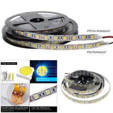 5M Smd 300 600 Led 3014 3528 5050 5630 à prova d 'água Flexível Strip Light 12V Branco
