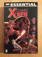 Essential Classic X-Men Vol. 2 (2006, Paperback) New Unread