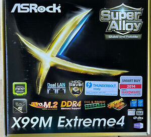 ASRock X99M Extreme4 Motherboard