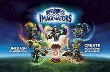 Skylanders Imaginator Figures & Crystals Buy 3 Get 1 Free.Free Shipping !