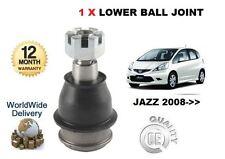 PARA Honda Jazz 1.2 1.4 2008- > Nuevo Junta esférica FRONTAL INFERIOR