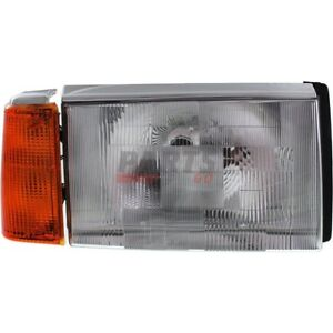NEW HEAD LAMP ASSEMBLY RIGHT FITS 1996-1997 VOLVO WC 836013205