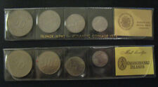 Iceland Coin set 1978 and 1980, uncirculated.