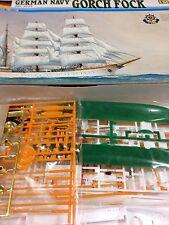 Imai 1/350 scale GORCH FOCK GERMAN  plastic model kit. New in Box NO.6