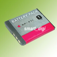 Digital Camera new Battery pack for NP-FT1 NPFT1 Sony Rechargeable