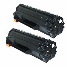 2Pk CE285A 85A Compatible Toner Cartridge For Laserjet Pro M1132 M1212nf M1217nf