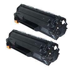 2Pk CE285A 85A Compatible Toner Cartridge For Laserjet Pro M1132 M1212nf M1217nf