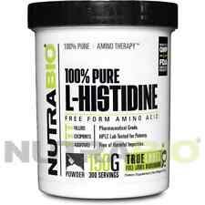 NutraBio - L-Histidine 150 grams (powder)