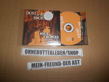 CD Folk Mick Thomas Sure Thing-Dust On My Shoes (17) canzone twah!