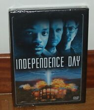 INDEPENDENCE DAY-DVD-NUEVO-PRECINTADO-NEW-SEALED-CIENCIA FICCION-WILL SMITH