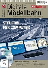 MIBA Eisenbahn Journal Digitale Modellbahn 10 Steuern per Computer
