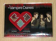 2013 Cryptozoic Vampire Diaries season 2 triple wardrobe costume M30 Dobrev Ian
