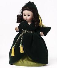 Madame Alexander Scarlett O'Hara In Portiere Dress 8'' Doll new NRFB