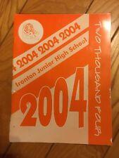 2004 Ironton Junior High School Yearbook - Ironton, OH -