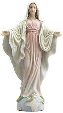 """10.5"""" Our Lady of Grace Statue Figurine Figure Virgen Milagrosa Saint Religious"""