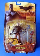 Batman Begins Ducard Action Figure 2005 Mattel ~ New