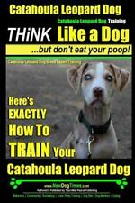 Catahoula Leopard Dog, Catahoula Leopard Dog Training | Think Like a Dog, But Do