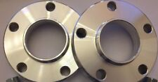 20mm SILVER HUB CENTRIC ALLOY WHEEL SPACERS 5x108 60.1 spacers only