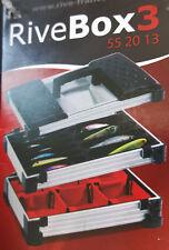 RIVE  Köderbox 3  -  Format  F5  -  Neu & OVP -  MEGA-SCHNÄPPCHEN**