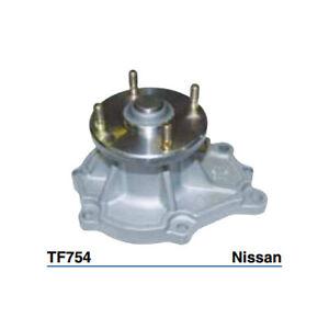 Tru-Flow Water Pump (GMB) TF754 fits Nissan 260Z 2.5 (S30)