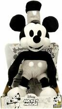 """Disney Mickey Mouse 90th Steamboat Willy 10"""" Super Soft Plush Material Stuff Toy"""