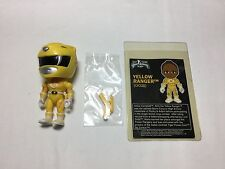The Loyal Subjects vinyl Toys r us exclusive Movie MMPR Chase Yellow Ranger Ooze