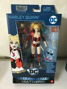 Dc Multiverse Rebirth Harley Quinn Figure Walmart  C-N-C Lex Luthor Series NEW