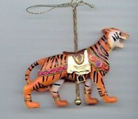KURT S. ADLER ORNAMENT TIGER