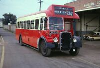 PHOTO Eastern Counties Bristol LL5G LL735 LNG735 in 1966 on route 257
