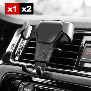 Universal Car Cradle Air Vent Mount Holder Stand For Smart Mobile Phone