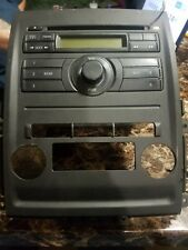 2011 To 2012 nissan frontier Radio
