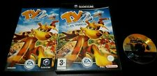 Nintendo Gamecube Ty 2 The Tasmanian Tiger Bush Rescue Complete