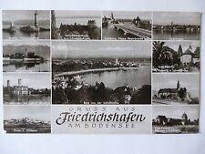 Ansichtskarte Friedrichshafen am Bodensee (Nr.586)